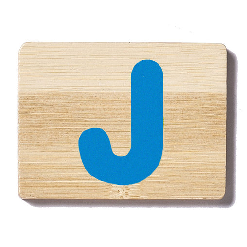 EverEarth Name Train Letter - J Capital