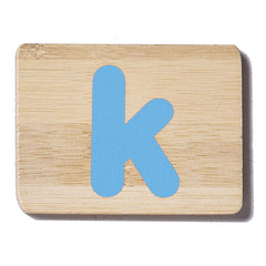 EverEarth Name Train Letter - K Lowercase