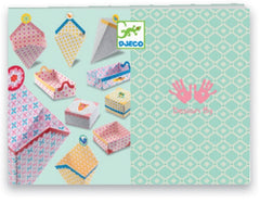 Djeco Origami Small Boxes Instructions