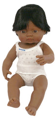 Miniland Doll Latin American Hispanic Boy 38cm