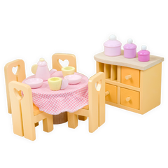 Le Toy Van - Sugar Plum Furniture Bundle 4