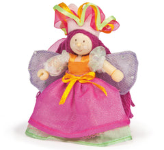 Le Toy Van Budkins Doll Garden Fairy Set Pink