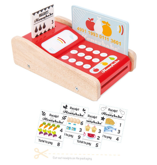 Le Toy Van - Wooden Card Machine