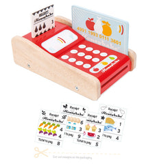 Le Toy Van Honeybake Card Machine 2