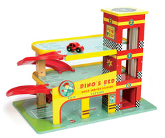 Le Toy Van - Dino's Car Garage 4