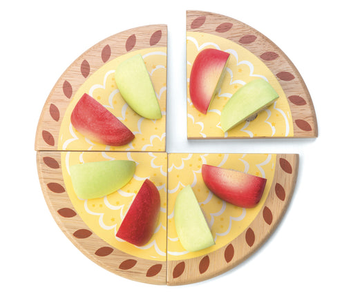 Le Toy Van - Wooden Play Food Honeybake Apple Tart