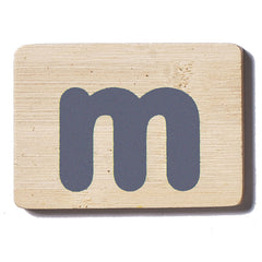 EverEarth Name Train Letter - M Lowercase