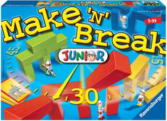Ravensburger Game Make 'n' Break Junior Front Packaging