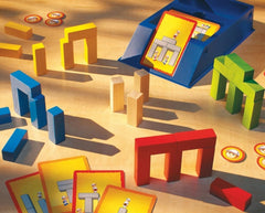 Ravensburger Game Make 'n' Break Junior Pieces