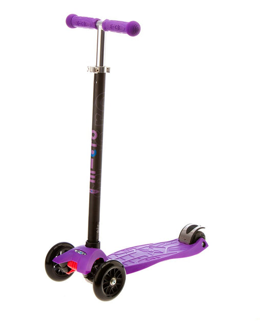 Maxi Micro Scooter T-Bar Purple