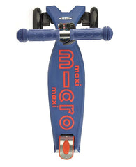 Maxi Micro Scooter Deluxe Blue Deck