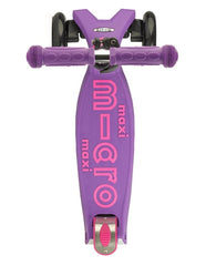 Maxi Micro Scooter Deluxe Purple Deck
