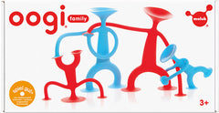 Moluk - Oogi Family Silicone Suction Toys 2