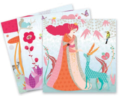 Djeco - My Beautiful Dresses Craft Kit 1