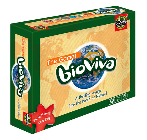 Bioviva Game Packaging