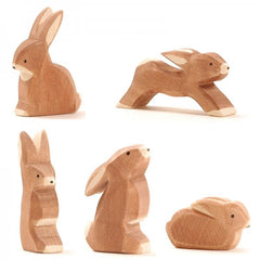 Ostheimer Wooden Sitting Rabbit 3
