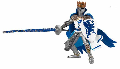 Papo Dragon King Blue 39387