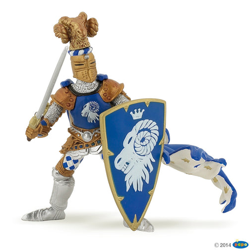 Papo Figurine - Blue Weapon Master 39913