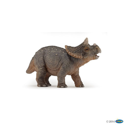 Papo Figurine - Dinosaur Young Triceratops 55036