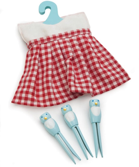 Le Toy Van - Honeybake Washing Peg Bag