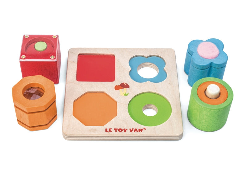 Le Toy Van - Petilou Sensory Tray Set 2