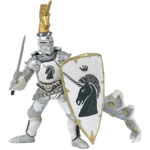 Papo Figurine - Knight Unicorn 39915
