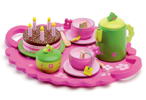 Djeco - Birthday Tea Party Set