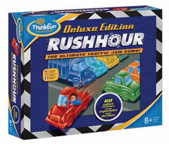 Thinkfun Game Rush Hour Deluxe Packaging