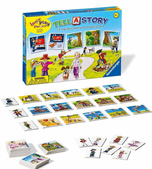 Ravensburger Tell A Story Game