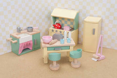 Daisy Lane Doll House Furniture Bundle