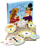 Tea Party Spinner Game