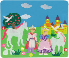 Felt Creations Princess Castle 2