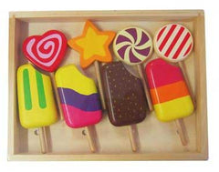 Fun Factory Ice Cream & Lollies Set Packaging
