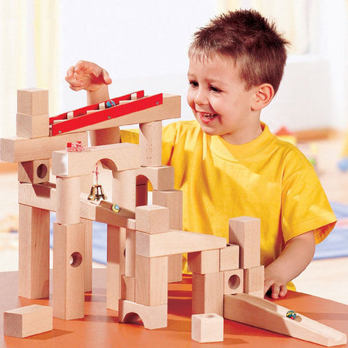 Haba - Ball Track Marble Run