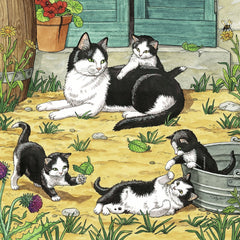 Ravensburger – Cats and Dogs 3x49-piece Puzzle4