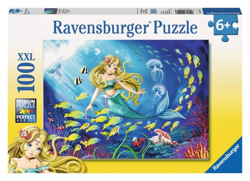 Ravensburger Little Mermaid 100 Piece XXL Puzzle