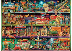 Ravensburger – Toy Wonderama 500-piece Puzzle