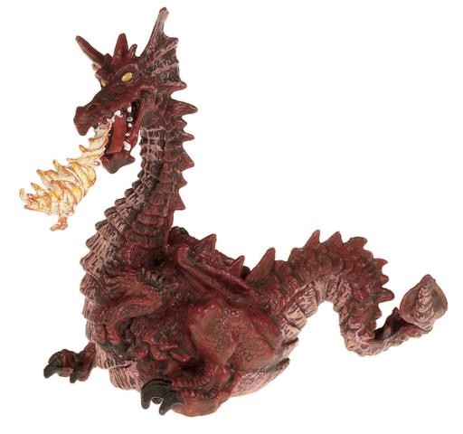 Papo Figurine - Dragon Red 39016