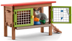 Schleich –  Farm Life Rabbit Hatch 42420 2