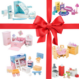 Sugar Plum Doll House Furniture Bundle