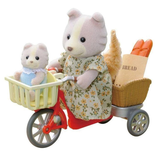 Sylvanian Families - Cycling with Mother 2