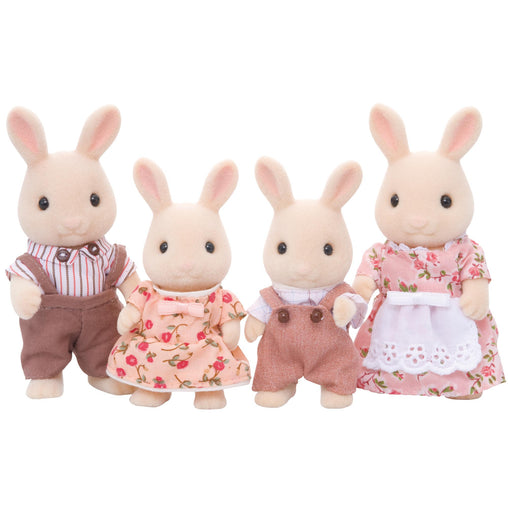 Milk Rabbit Family 4