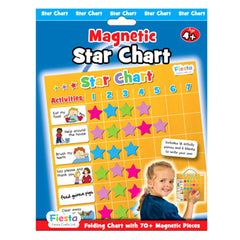Fiesta Crafts Magnetic Star Chart Packaging