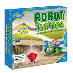 Robot Turtles the Coding Board Game for Young Programmers