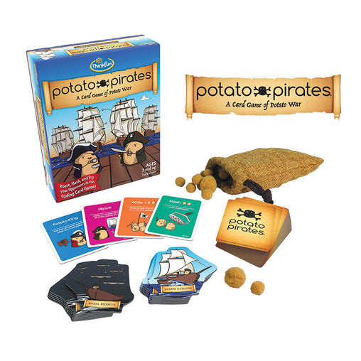 Thinkfun Potato Pirates Game