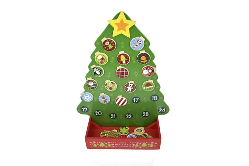Tooky Toy Wooden Christmas Tree Advent Calendar