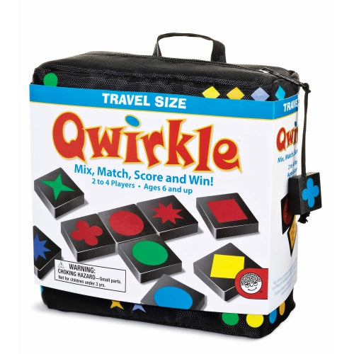 Game Travel Qwirkle Packaging