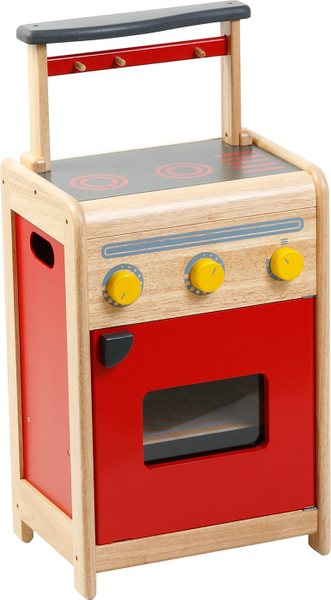 Voila - Wooden Kitchen Role Play Stove