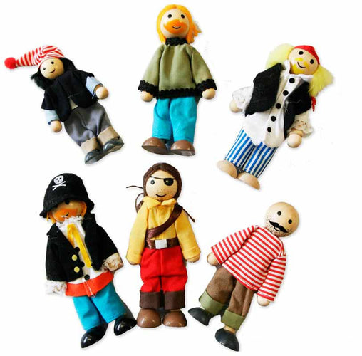 Fun Factory - Doll Set Pirate