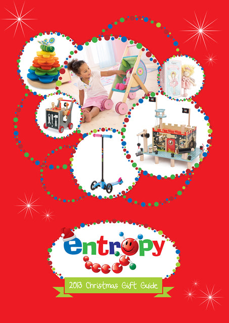 Entropy Christmas Gift Guide 2013